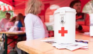 Foerdermitgliedschaft Spendendose